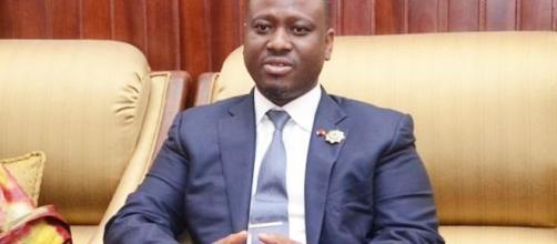 Guillaume Soro, candidat à l'élection présidentielle de 2020 en Côte d'ivoire.