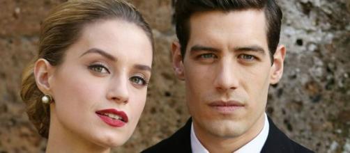 Il Paradiso delle signore, trame dal 2 al 6 dicembre: Ludovica e Riccardo si baciano