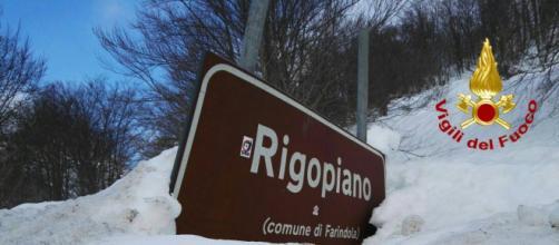 Le Iene Show, al centro della puntata la tragedia di Rigopiano. Foto: fanpage.it