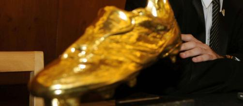 Le Soulier d'Or récompense le meilleur buteur européen.