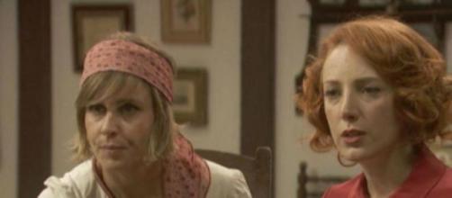 Spoiler Il Segreto: Irene e Adela avranno un brutto incidente.