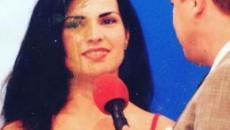 Solange Gomes se emociona ao falar sobre Gugu Liberato durante entrevista