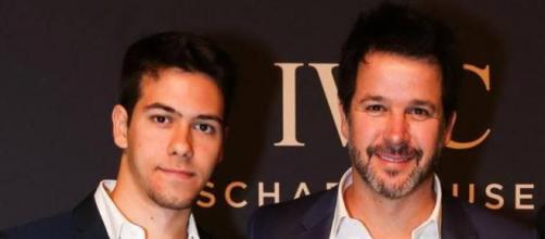 Antonio Benício e Murilo Benício contracenarão na novela 'Amor de Mãe'. (Arquivo Blasting News)