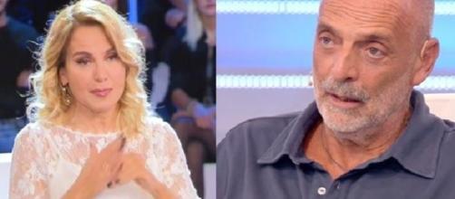 Barbara D'Urso litiga nuovamente con Paolo Brosio a Live