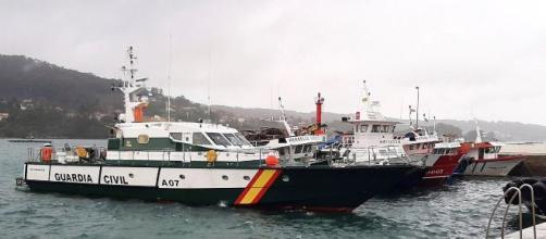 Cae el primer narcosubmarino de Europa en Galicia con 3.000 kilos de cocaína