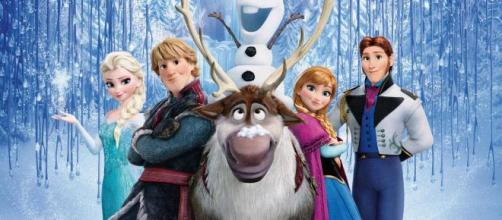 Frozen I - Il Regno di Ghiaccio