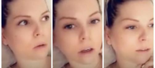 Jessica n'est pas dérangée par la suppression des likes sur Instagram. Credit: Capture d'écran/Snapchat