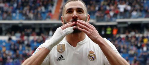 Karim Benzema est le meilleur buteur de la Liga.