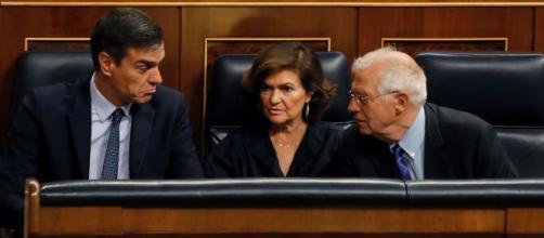 La jugada del PSOE y UP para dejar a VOX fuera de la Mesa del Congreso