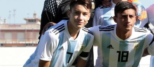 Matias Soule da gennaio entrerà nelle giovanili della Juventus.