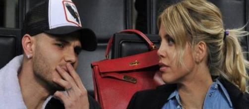 Mauro Icardi e Wanda Nara duramente criticati dal padre della showgirl argentina.