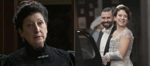 Una Vita, spoiler Spagna: Felipe diventa padre, Ursula vuole allearsi con Santiago