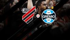 Athletico-PR x Grêmio: análise pré-jogo, provável escalação, desfalques e arbitragem