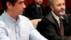 Rodrigo Lanza es condenado a cinco años de cárcel por 'el crimen de los tirantes'