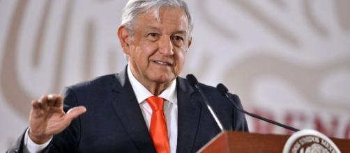 AMLO presentó Plan Nacional de Infraestrutura de México para este sexenio.