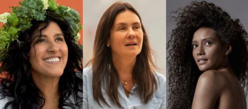 'Amor de Mãe' conta presença de Regina Casé, Adriana Esteves e Taís Araújo como protagonistas. (Arquivo Blasting News)