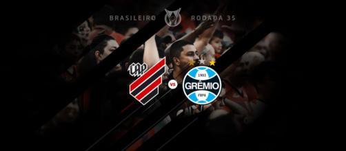 Athletico Paranaense e Grêmio se enfrentam na noite desta quarta-feira (27). (Athletico Paranaense – Site Oficial)