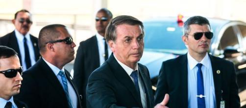 Bolsonaro anuncia projeto de lei para uso de GLO em reintegrações de posse. (Antonio Cruz/Agência Brasil)