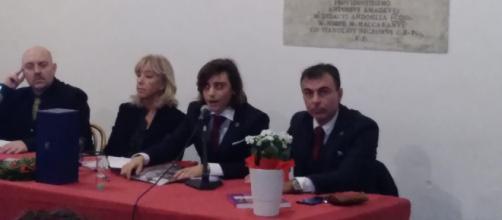 L'intervento di Massimiliano Greco, presidente di Italia Nostra Sondrio