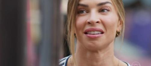Paloma fica chocada ao se encontrar com ex-marido em 'Bom Sucesso'. (Arquivo Blasting News)