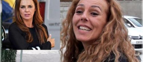 """Rocío Carrasco demanda a Olga por sentarse en """"Sálvame Deluxe"""""""