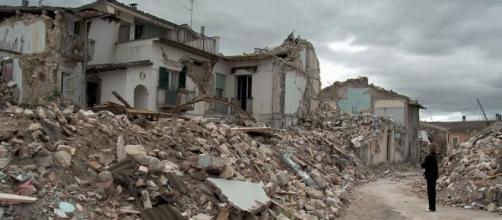 Terremoto in Albania, immagine di repertorio