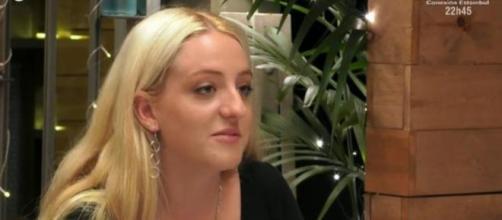 """Una comensal de """"First Dates"""" le pregunta a su acompañante si vota a VOX"""