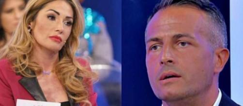 Uomini e Donne, Ida lascia Riccardo: 'Basta, non tornerò mai più indietro'.