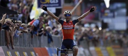 Vincenzo Nibali sarà in ritiro a Siracusa con la Trek Segafredo