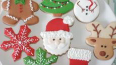 Receita de biscoito de Natal fácil e barato
