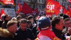 Grève du 5 décembre : premiers signes de tassement du soutien des Français selon Elabe