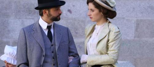 Anticipazioni Una Vita dal 9 al 15 dicembre: Celia sviene durante la proposta di matrimonio di Samuel e Lucia