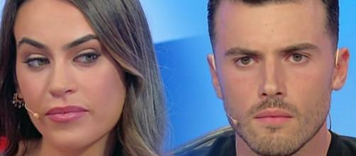 Anticipazioni Uomini e Donne: Veronica vuole lasciare perché pensa ancora ad Alessandro Zarino.
