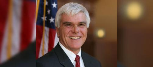 Georgia Rep. Jay Powell dies at GOP leadership meeting.