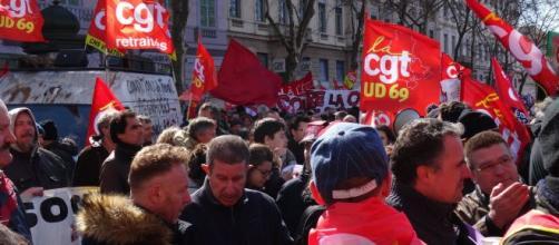 Grève du 5 décembre : le soutien des Français en chute libre. Jeanne Menjoulet/Flickr