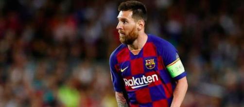 Lionel Messi va jouer son 700e match avec Barcelone. (Credit Image : Instagram/leomessi)