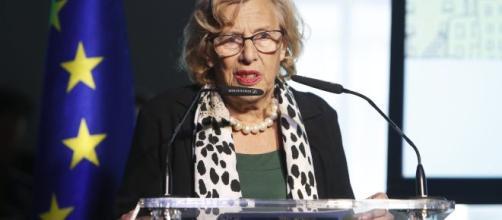 """Manuela Carmena podría ser """"defensora del pueblo"""" en el gobierno de Sánchez e Iglesias"""
