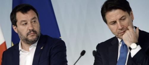 Matteo Salvini all'attacco del governo sul Mes