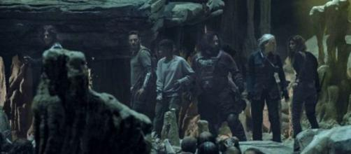 The Walking Dead 10x08, mid season finale deludente