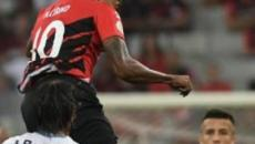 Athletico-PR vence Grêmio, aumenta invencibilidade e cola no G4 do Brasilleirão