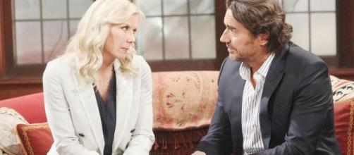 Anticipazioni Beautiful americane dal 2 al 6 dicembre: Ridge va da Brooke con i documenti del divorzio
