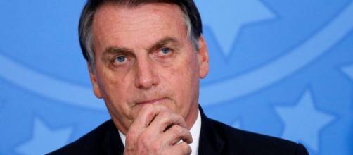 Bolsonaro é denunciado ao Tribunal Penal Internacional. (Arquivo Blasting News)
