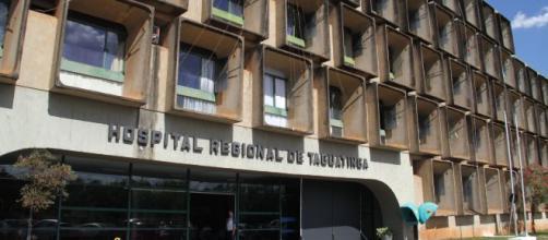 Caso ocorreu no Hospital Regional de Taguatinga. (Arquivo Blasting News)