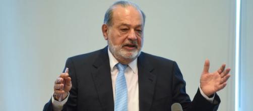 El empresario mexicano, Carlos Slim dice que México ahora es muy atractivo para las inversiones. - wsj.com