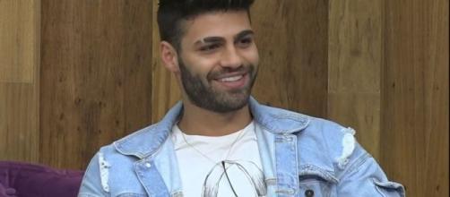 Em conversa com Rodrigo e Sabrina, Diego disse que Lucas age de má fé. (Arquivo Blasting News)