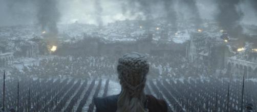 """""""Juego de Tronos"""" desvela una escena eliminada de la Batalla de Invernalia"""