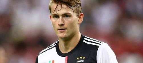 Juventus, possibile assalto del Real Madrid a de Ligt