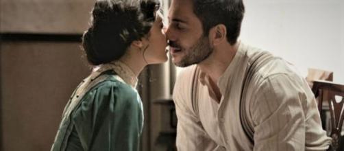 Una Vita anticipazioni: Telmo lascia gli abiti talari per convolare a nozze con Lucia