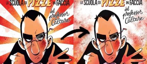 Zerocalcare - La copertina del nuovo libro