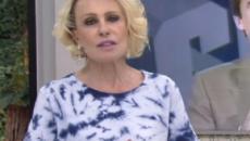 Ana Maria Braga destaca Gugu Liberato no 'Mais Você'